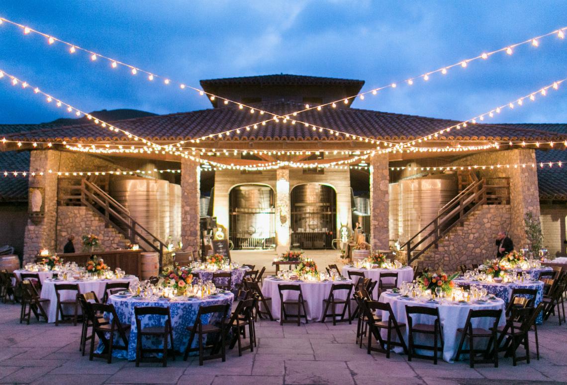 Winery nj wedding
